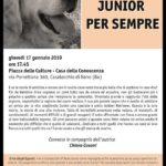 locandina-presentazione-libro-junior-per-sempre